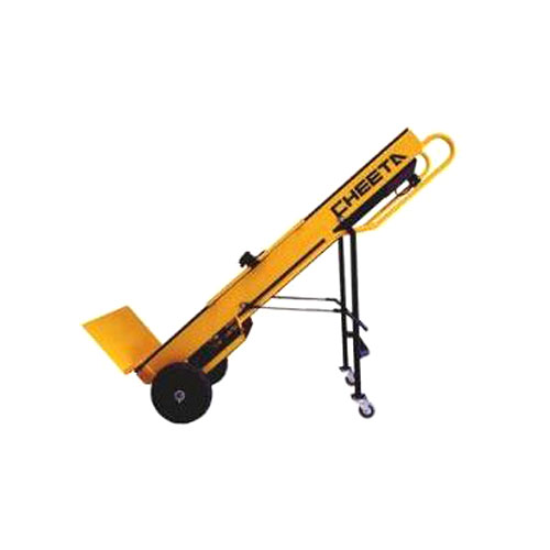 Electric stair climbing trolley centenary hire for Motorized trailer dolly rental