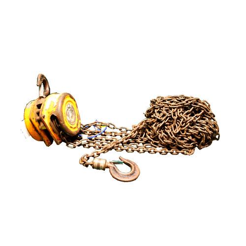 1 Tonne Chain Hoist   Centenary Hire