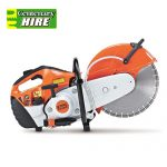 """14"""" demolition saw - with blade"""