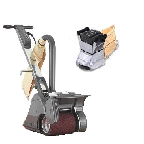 Hiretech Floor Sander Package