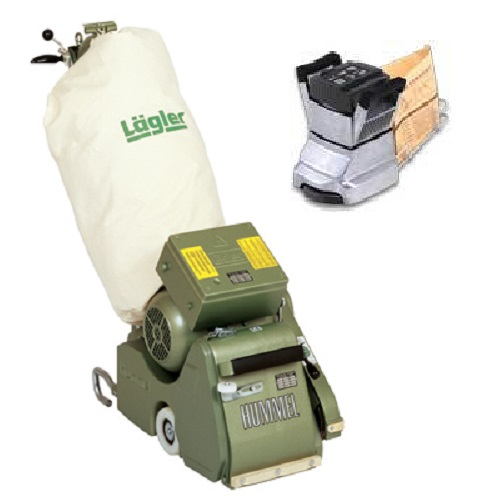 Hummel Floor Sander Package