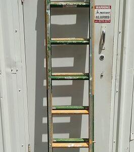 Short Extension ladder