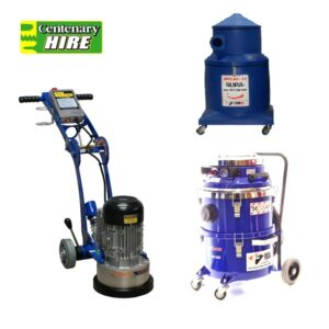 Dust extraction vacuum kit