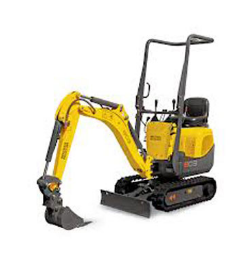 1T Compact Excavator