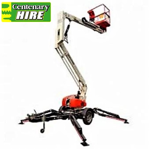 Cherry Picker - Telescopic Boom
